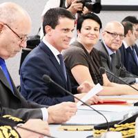 Smart PS retenue pour assurer la sécurité de Manuel Valls lors de son déplacement à Lyon