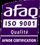 Renouvellement de nos certifications ISO 9001 et Qualisécurité
