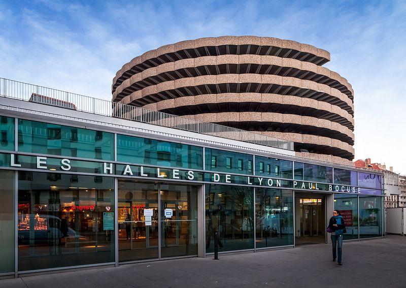 Smart PS assure la sécurité des Halles Paul Bocuse à Lyon