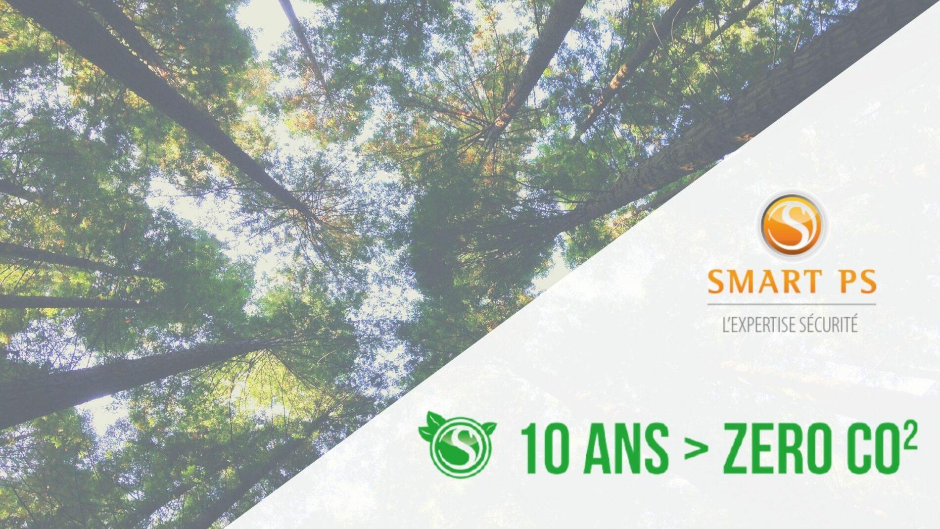 Smart PS, première agence de sécurité privée française à atteindre la neutralité carbone