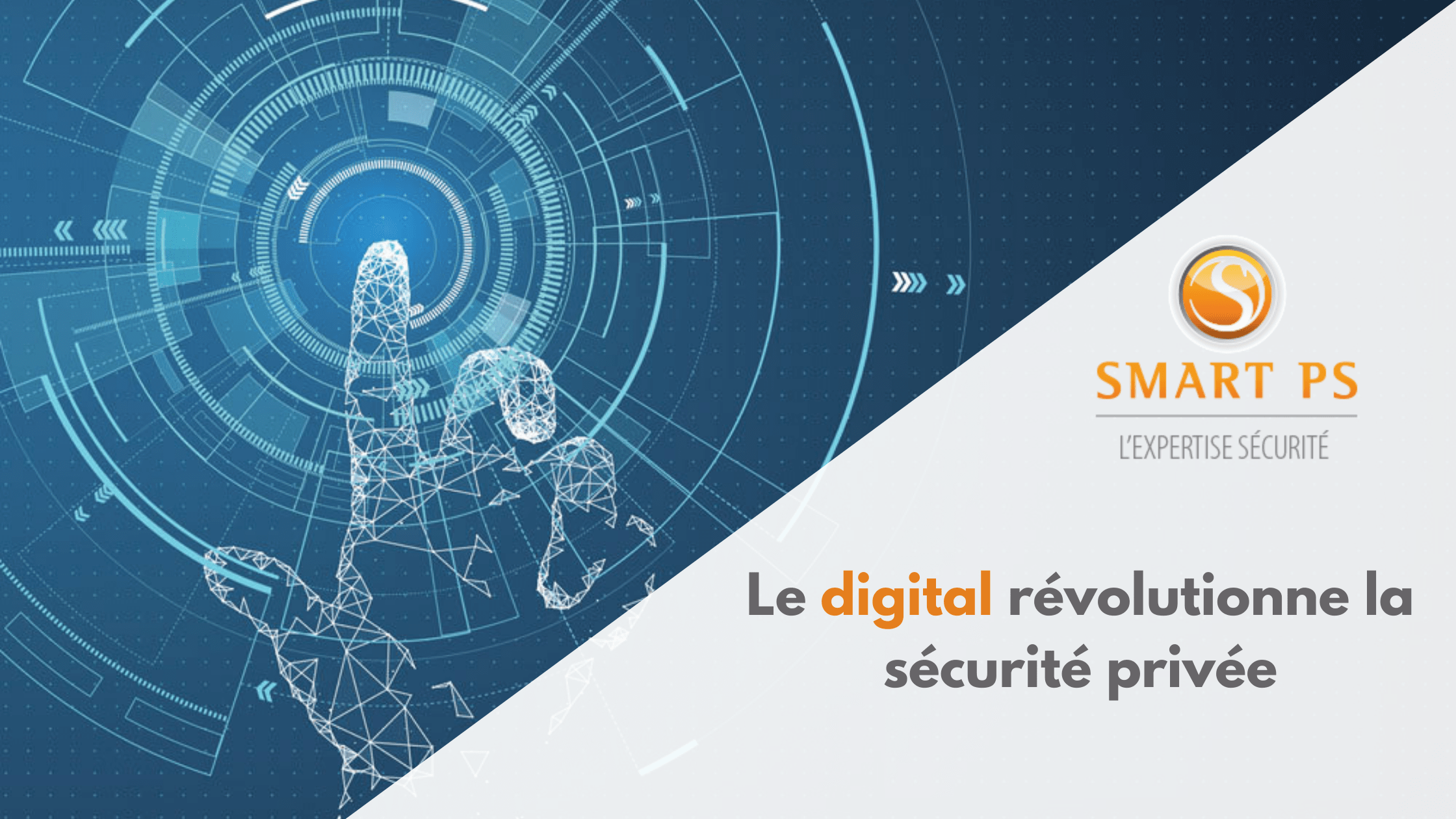 De nouvelles perspectives dans la sécurité privée grâce à la technologie.